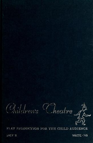 Children's theatre by Jed H. Davis