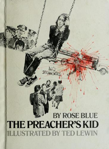 The preacher's kid by Rose Blue