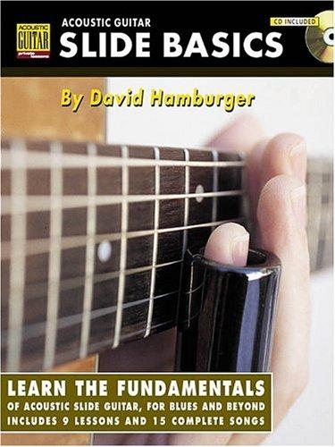Acoustic guitar slide basics by David Hamburger