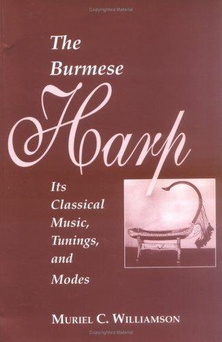 The Burmese harp by Muriel C. Williamson