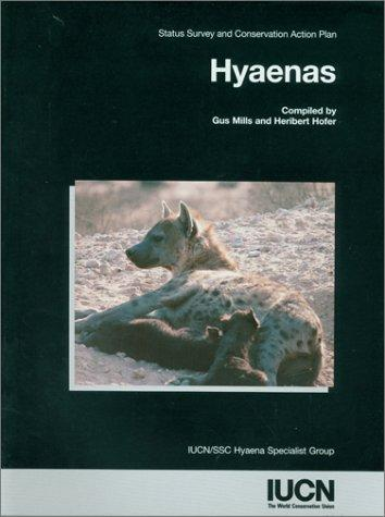 Hyaenas by IUCN/SSC Hyaena Specialist Group