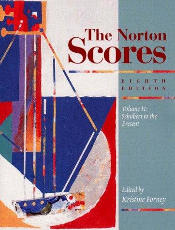 The Norton Scores, Vol 2 by Kristine Forney