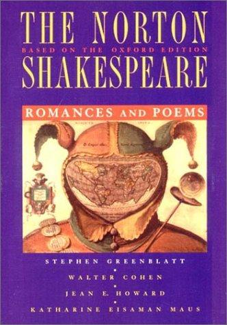 The Norton Shakespeare, Based on the Oxford Edition by Katharine Eisaman Maus, Jean E. Howard, Walter Cohen, William Shakespeare