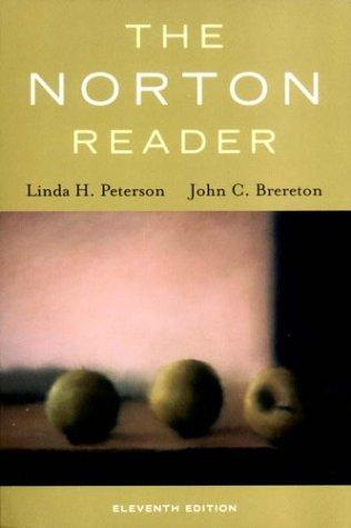 Image 0 of The Norton Reader: An Anthology of Nonfiction