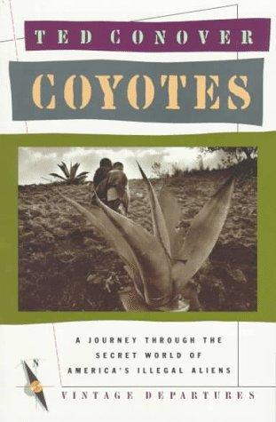 Coyotes by Ted Conover