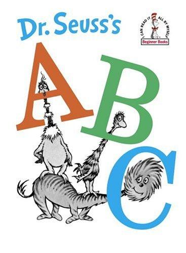 Dr. Seuss's ABC (I Can Read It All By Myself Beginner Books) by Dr. Seuss