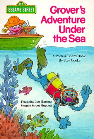 Grover's adventure under the sea by Tom Cooke