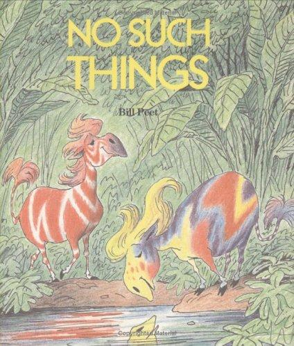 No such things by Bill Peet