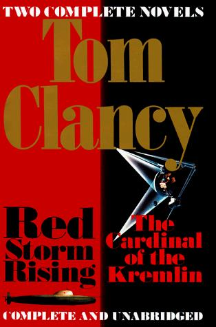Two complete novels by Tom Clancy